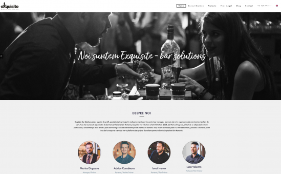 bar solutions homepage