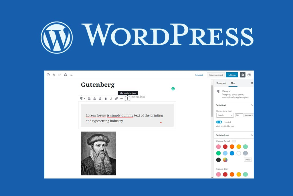 WordPress5-Gutenberg