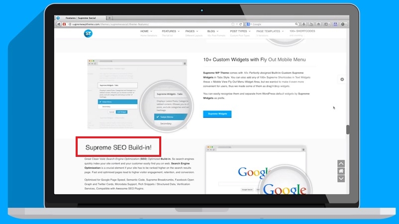 plugin SEO sau tema seo friendly?