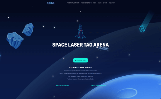 Space Laser Tag
