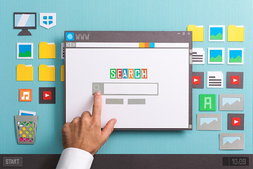 Ce este un motor de căutare și cum ne poate ajuta